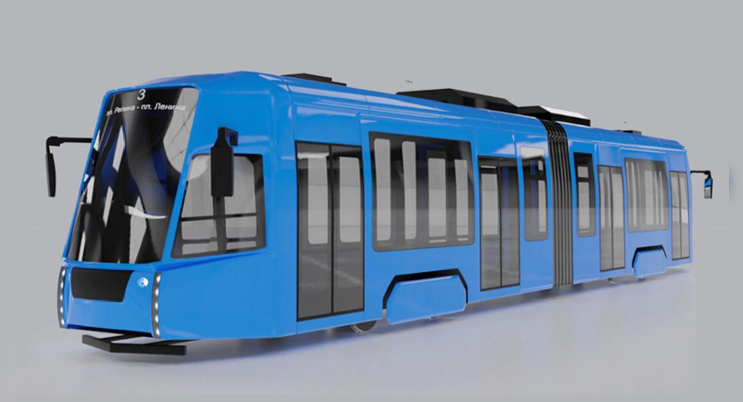 В 2022 году в России должен появиться беспилотный трамвай Автомобили