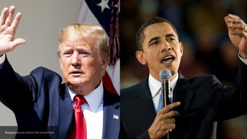WP: Трамп разозлился из-за решения Обамы выслать дипломатов РФ из США в 2016 году
