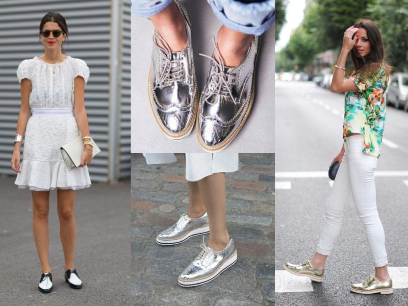 какая обувь самая модная