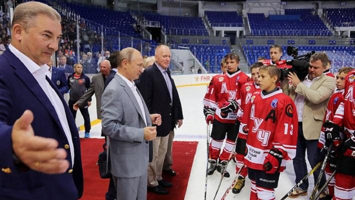 Владимир Путин посетил образ…