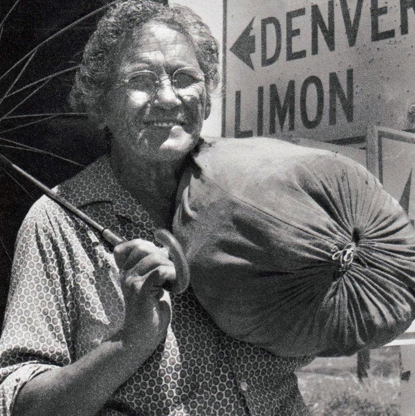 Бабушка Гейтвуд — самая известная пешая туристка в Америке интересное,интересные люди,путешествия,туризм