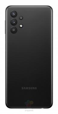 Самый дешевый 5G-смартфон Samsung на самых качественных официальных рендерах. Так выглядит Galaxy A32 5G с островной камерой новости,смартфон,статья