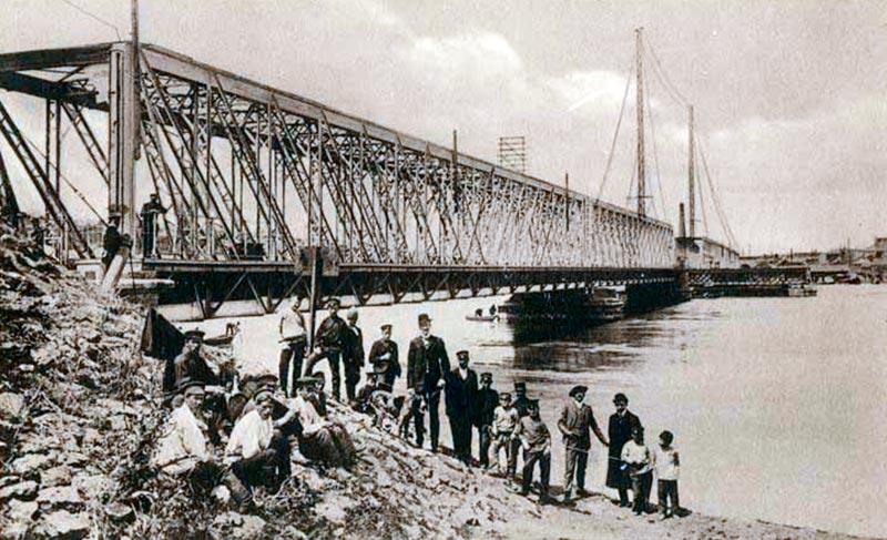 Ростовский мост — «родственник» Эйфелевой башни