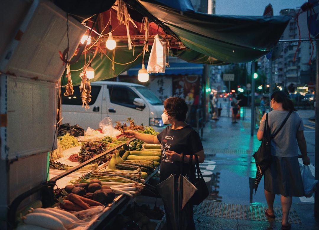 Непостижимый мир улиц на снимках Джереми Чанга