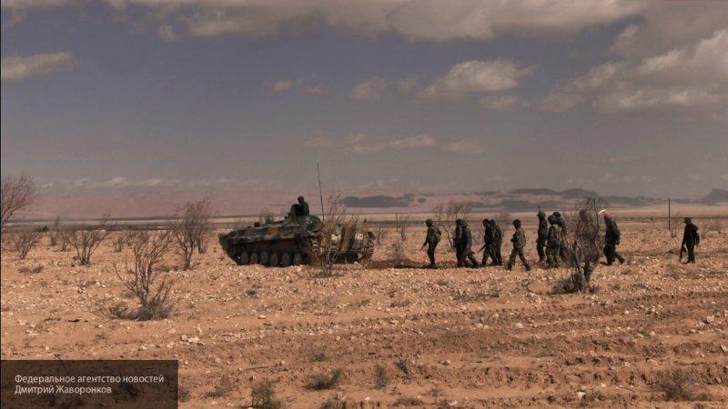 Курдские радикалы арестовали трех жителей провинции Ракки в Сирии