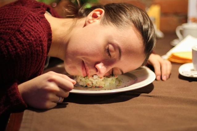 картинки смешные лицом в салат