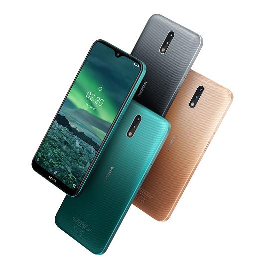 Анонсирован доступный смартфон Nokia 2.3 с поддержкой ИИ новости,смартфон,статья