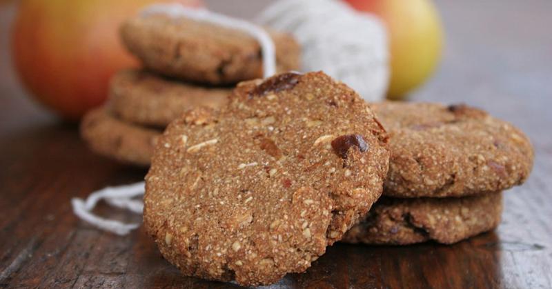 Диетическое гречневое печенье для тех, кто хронически худеет: без муки и сахара