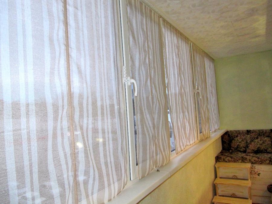 где можно занавески на балкон своими руками фото можно