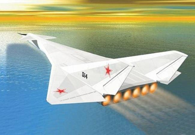 История появления и создания самолетов с атомным реактивным двигателем