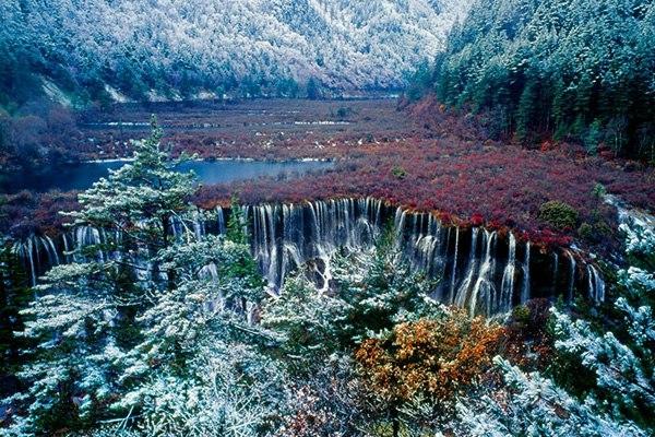 Водопад Нуорилан