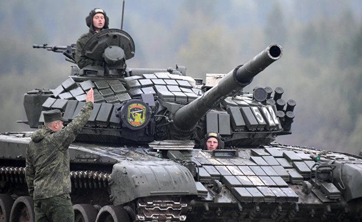 Голос сумасшедшего дома. НАТО: Россия нарушила Венский договор