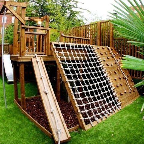 Идея для детской площадки