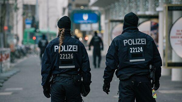 В Цюрихе против участников незаконной акции применили слезоточивый газ Лента новостей