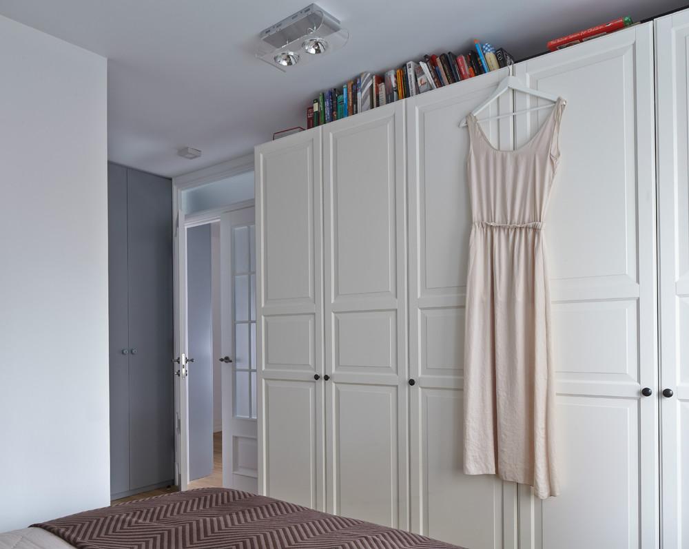 спальня в хрущевке дизайн