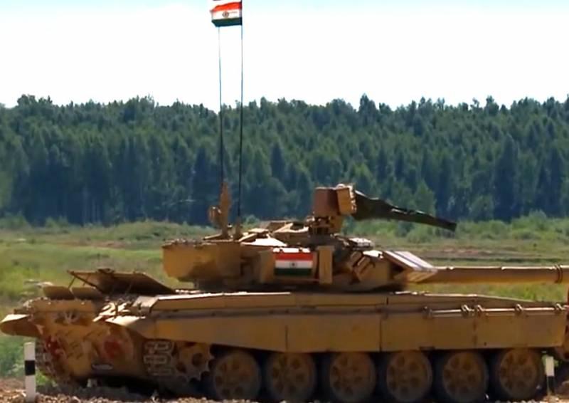 Т-90 «Бхишма»: как Индия создаёт танки на базе российских технологий