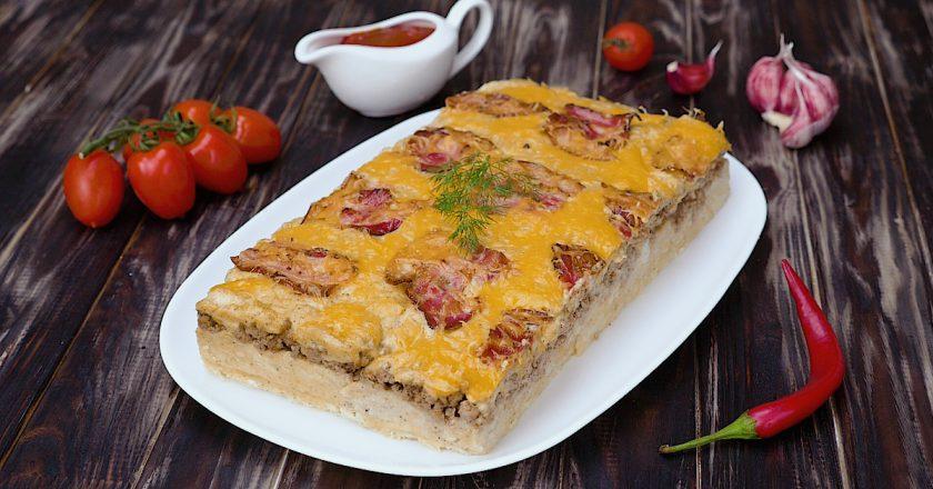 Запеканка из цветной капусты с мясом и сыром: универсальное блюдо