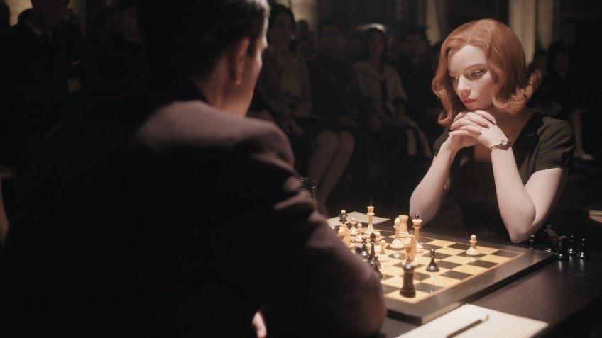 Почему женщины играют в шахматы хуже мужчин?