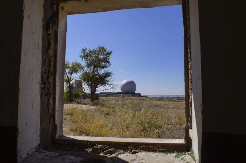 40 интересных видов на Семипалатинский ядерный полигон город, казахстан, семипалатинск, эстетика, ядерный полигон