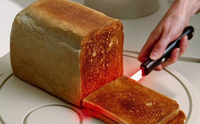 Нож-тостер гаджет, изобретение, полезное