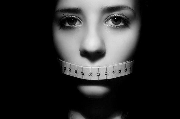 Нервная анорексия анорексия,болезни,здоровье,медицина,психические расстройства