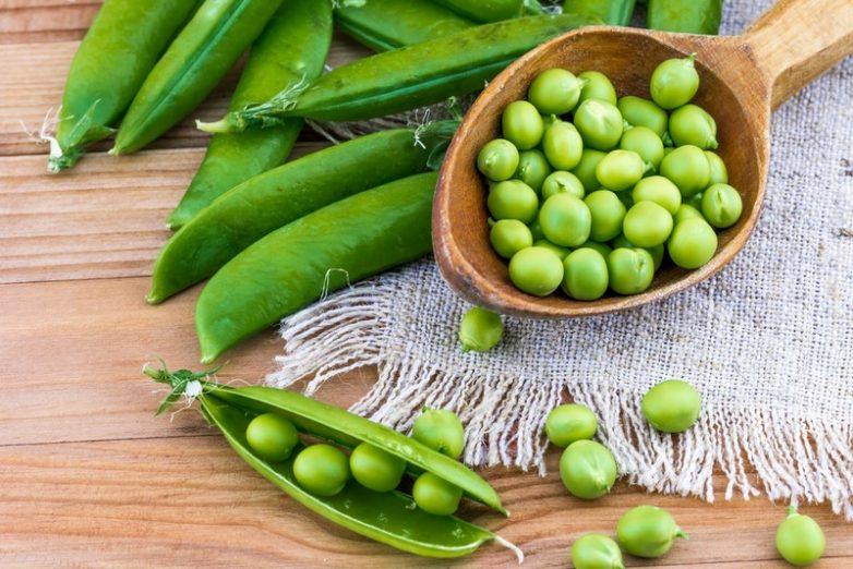 Зеленый горошек диета