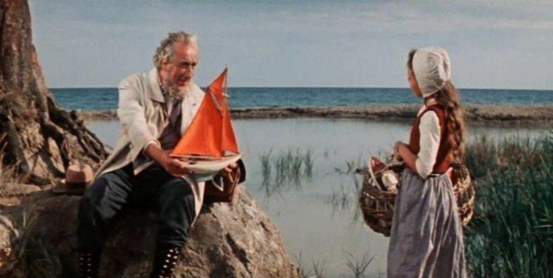 8 интересных фактов о фильме «Алые паруса»