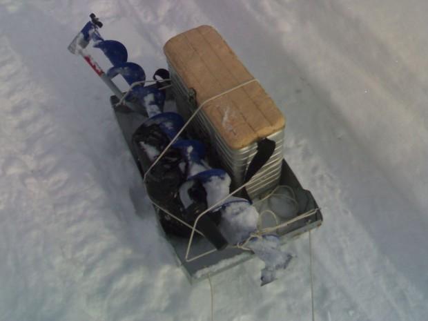 Рыбалка самоделки для зимы