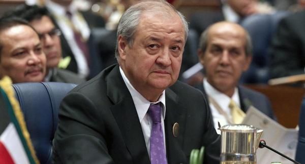 Глава МИД Узбекистана посети…