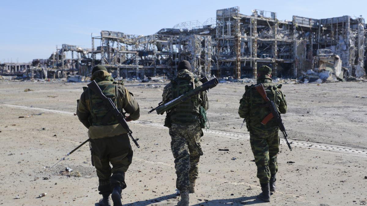 Сводки с Донбасса 18 сентября 2018