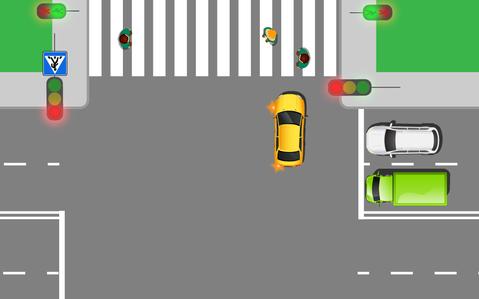 А всегда ли пешеход главнее? Проверь себя на знание ПДД