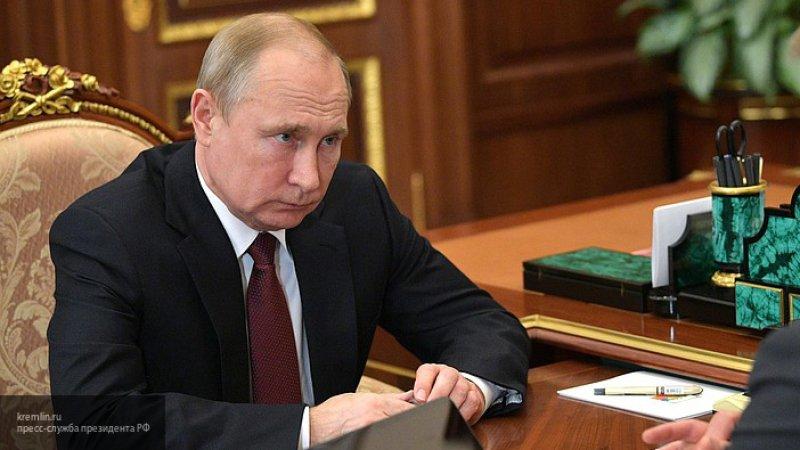 Путин призвал обеспечить технологическую независимость производства в ОПК