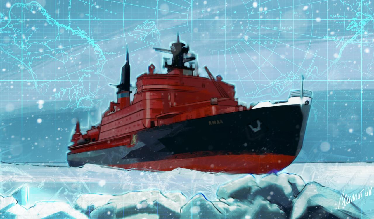 Виктор Баранец: Дивизия на Чукотке заставит США соблюдать правила России на СМП россия