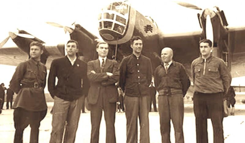 Сталинский воздушный путь в небытие. Загадка исчезновения экипажа Леваневского