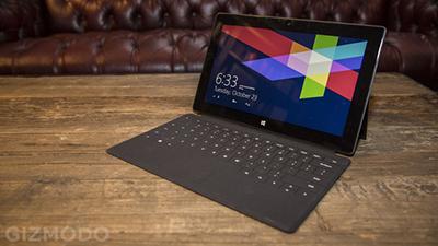 Microsoft Surface: первые отзывы