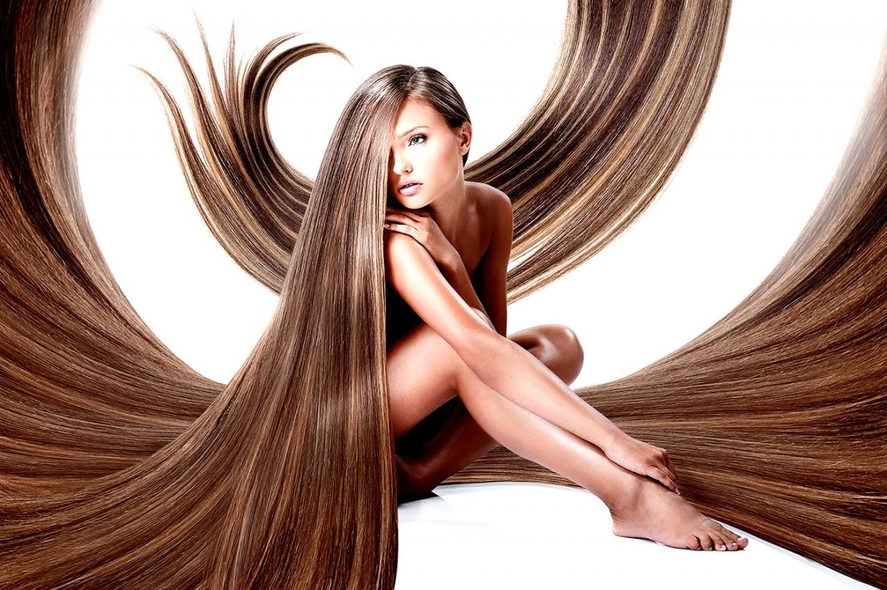 Магия волос.