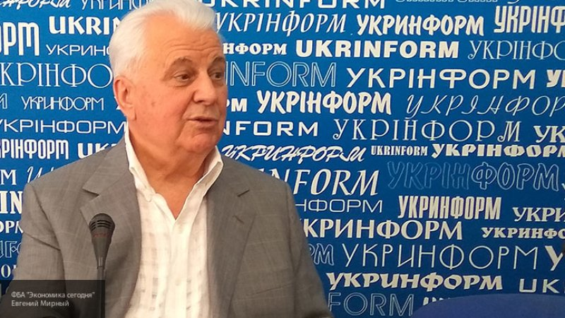 """Экс-президент Украины Кравчук: Донбасс вернется сам, с Крымом потребуется """"иная схема"""""""