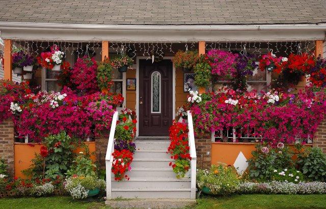 21 очаровательная идея для маленького сада ландшафтный дизайн