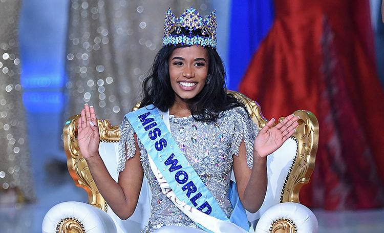 """Новой """"Мисс Мира"""" стала 23-летняя представительница Ямайки"""