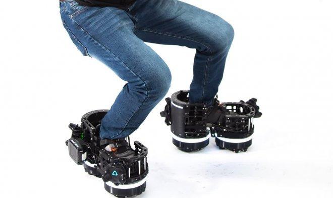 Ботинки Ekto One помогут «передвигаться» в виртуальном мире, оставаясь на месте в реальности будущее,бытовая техника,видео,гаджеты,ИИ,Интернет,наука,роботы,техника,технологии,электроника