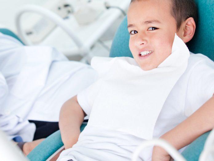 Никто не ожидал от малыша в стоматологическом кресле такого!