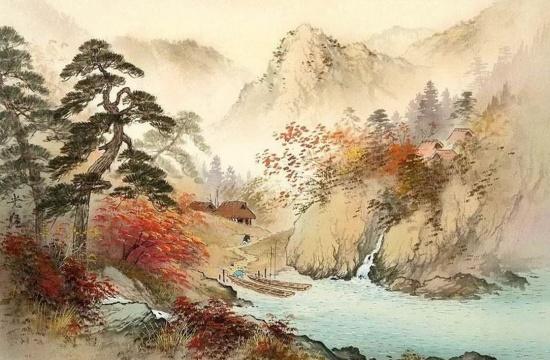 художник Коукеи Кодзима (Koukei Kojima) картины – 29