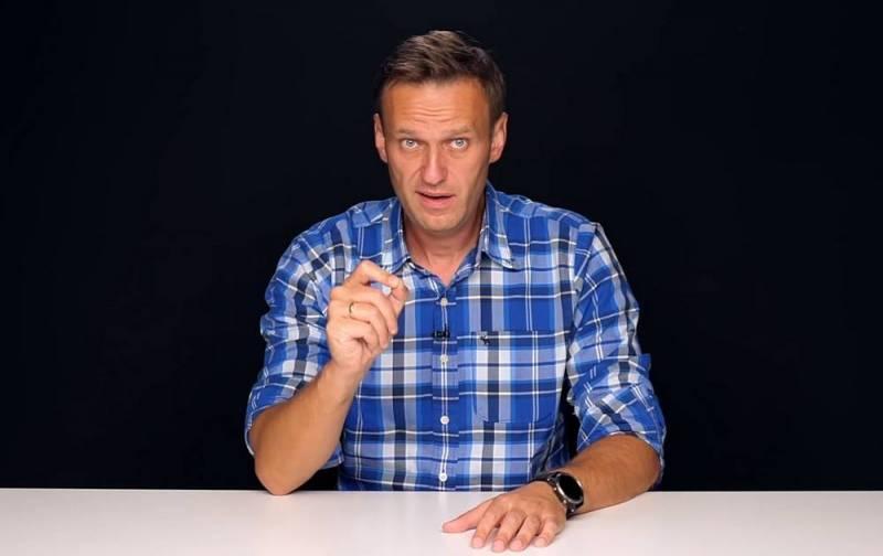 Почему «революция Навального» потерпела неудачу Новости