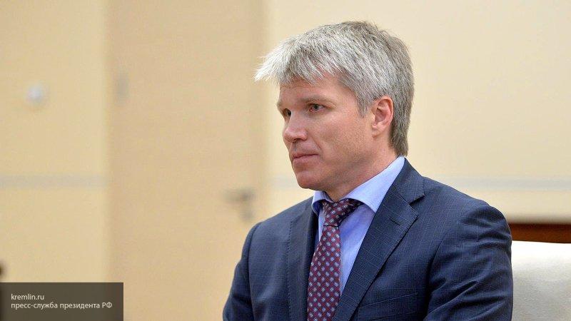 Экс-министр спорта Колобков заявил о готовности работать ради российского спорта