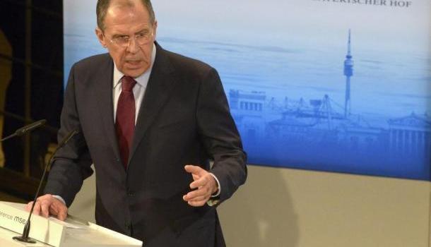 Лавров: Украина низведена до состояния неспособности самостоятельно управляться