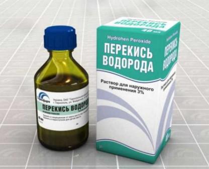 Лечение тугоухости перекисью водорода по неумывакину