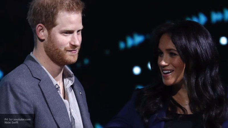 Полицейские Канады и Британии обсуждают расходы на охрану семьи принца Гарри