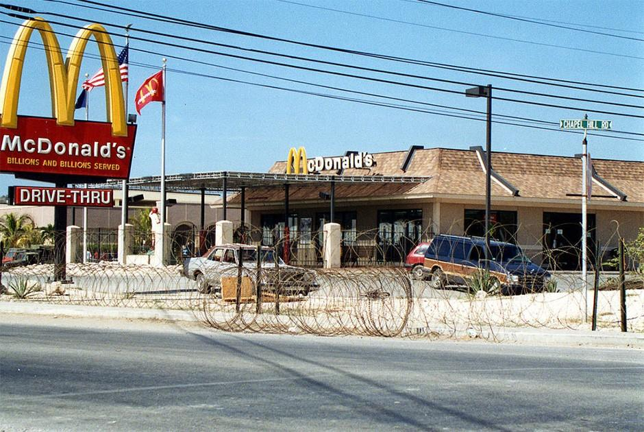 Самые оригинальные рестораны McDonald's по всему миру
