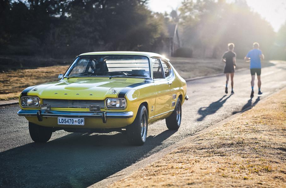 В Южной Африке Ford производили такое, о чем Европа даже не мечтала.