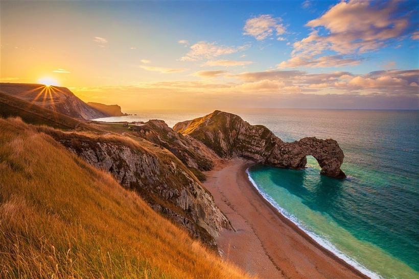 Самый фееричный трекинг: пять лучших мест для пеших походов с видом на море маршрут, можно, вдоль, пройти, выбрать, через, чтобы, самый, лежит, побережья, участок, Тропа, небольшой, Конечно, океанТропа, England, Coast, National, Пизмо, однако